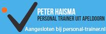 Banner erkenning personal trainer